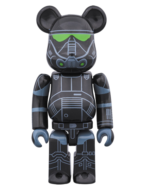 MEDICOM TOY EXHIBITION '17開催限定 DEATH TROOPER(TM) BE@RBRICK ベアブリック 100%