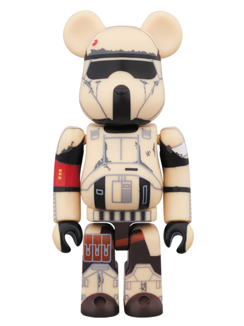 MEDICOM TOY EXHIBITION '17開催限定 SHORETROOPER(TM) BE@RBRICK ベアブリック 100%