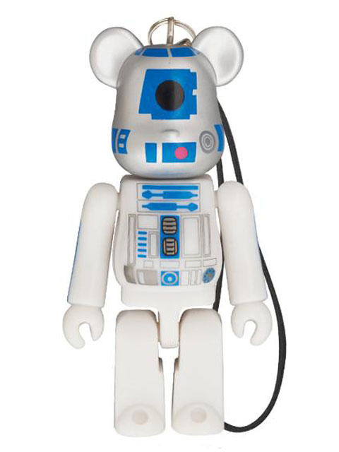 BE@RBRICK ベアブリック セブンイレブンxSTAR WARS EP1 3D R2-D2