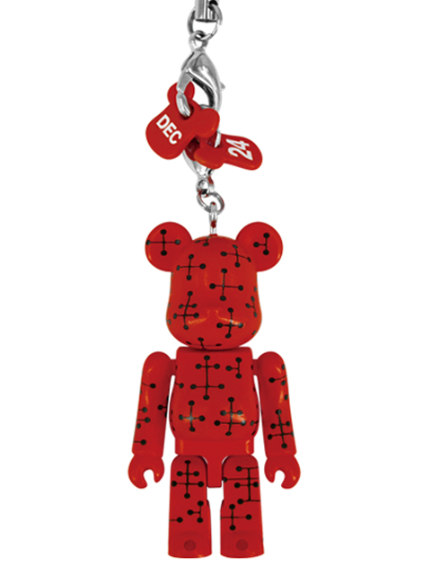 MEDICOM TOY EXHIBITION 2012先行販売 Happy BE@RBRICK EAMES RED Ver. ベアブリック 70%
