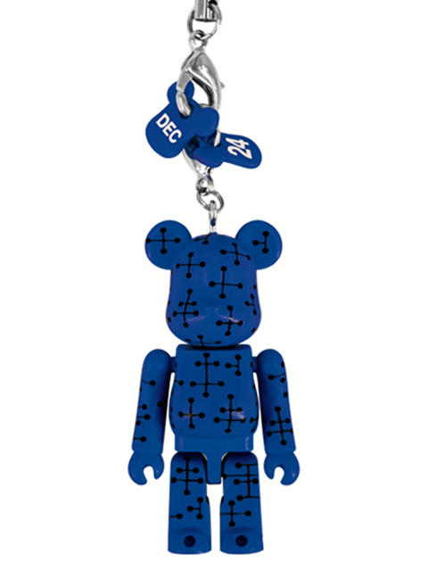 MEDICOM TOY EXHIBITION 2012先行販売 Happy BE@RBRICK EAMES BLUE Ver. ベアブリック 70%