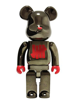 UNDEFEATED FULL METAL JACKET BE@RBRICK 100%