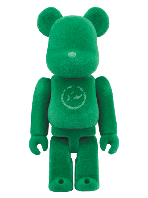 fragment design THE PARK-ING GINZA BE@RBRICK ベアブリック 100%