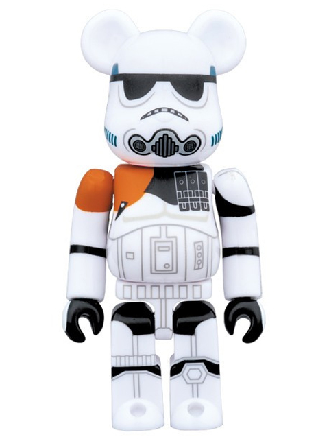 SANDTROOPER(TM)STARWARS BE@RBRICK ベアブリック 100%
