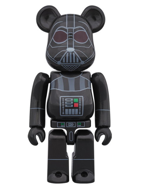 MEDICOM TOY EXHIBITION '17開催限定 DARTH VADER(TM) Rogue One Ver. BE@RBRICK ベアブリック 100%