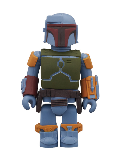 MEDICOM TOY 15th ANNIVERSARY EXHIBITION限定 KUBRICK BOBA FETT(TM)