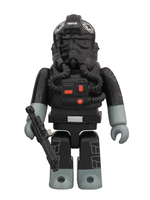 MEDICOM TOY EXHIBITION 2012限定 KUBRICK キューブリック Imperial TIE Fighter Pilot(TM) 100%