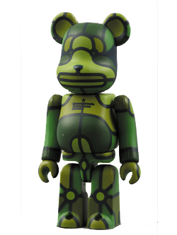 BE@RBRICK David Flores GREEN