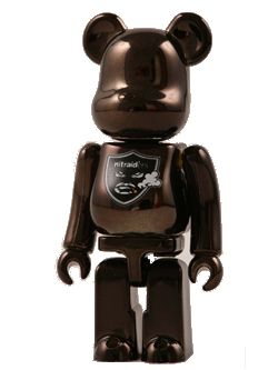 NITRAID BE@RBRICK 100%