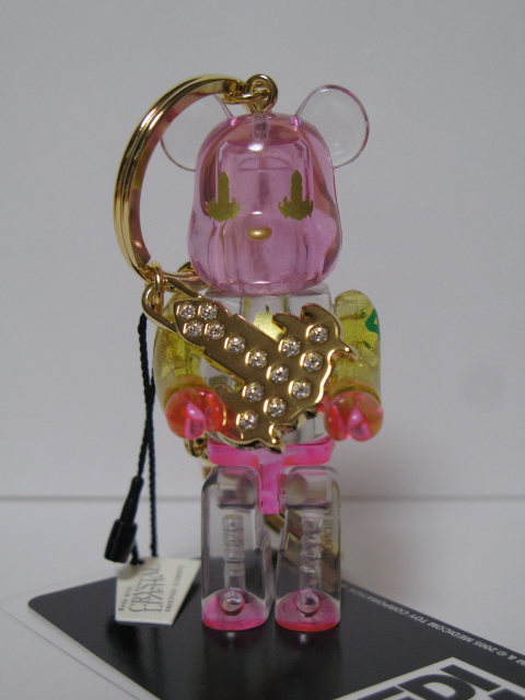 BE@RBRICK Kim Songhe 100%  キーホルダーVer.