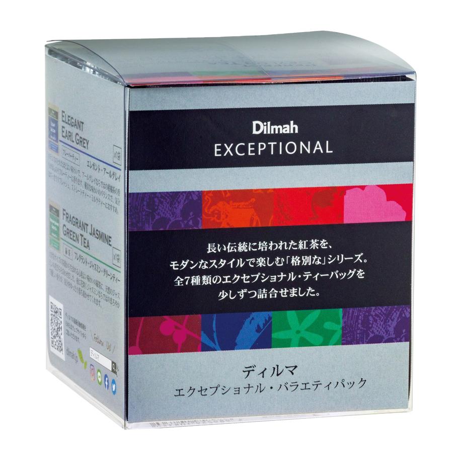 ディルマ エクセプショナル・バラエティパック 2g×1袋×8種