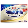 【クール便】フィラデルフィア クリームチーズ 200g