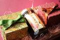 野生黒蜂蜜500g&アッサム・ダージリン紅茶ギフトセット