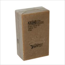 クレイ(粘土)配合のカサブクレイ石鹸