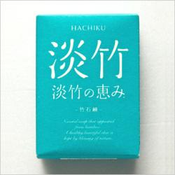 淡竹(はちく)石鹸100g