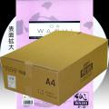 609008b OA和紙特厚口 A4判 1袋100枚入り*10袋 WP-1000