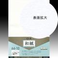 609021 インクジェット用和紙 A4判 10枚入り IJWP-800