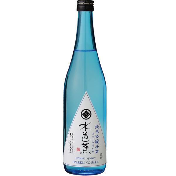 水芭蕉純米吟醸スパークリング/永井酒造/群馬の地酒/酒の瀧澤