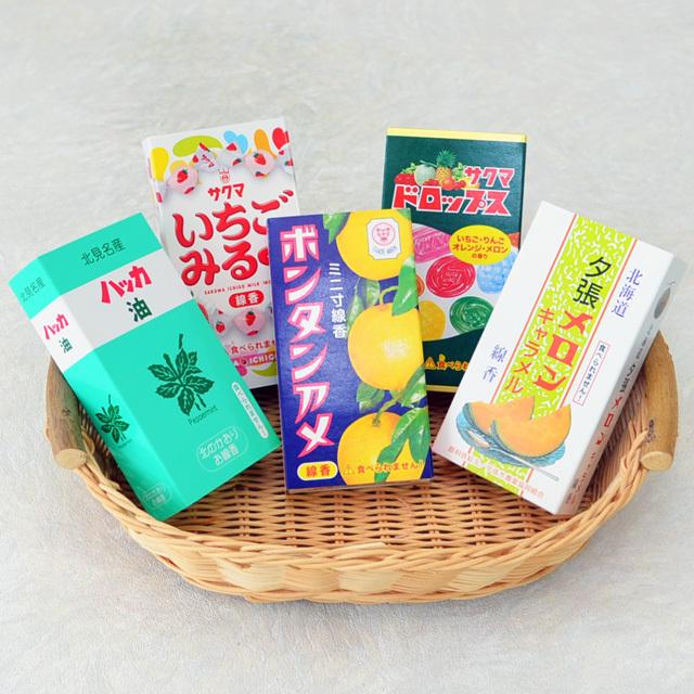 ミニ寸線香 香りくらべ (カメヤマ) 【日本全国送料無料】