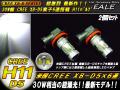 H11 �ƹ�CREE�� XB-D��� 30W�� LED�ե������� �� H-32 ��