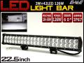 22.5インチ LED ライトバー 126W 作業灯 12V/24V 防水 P-472