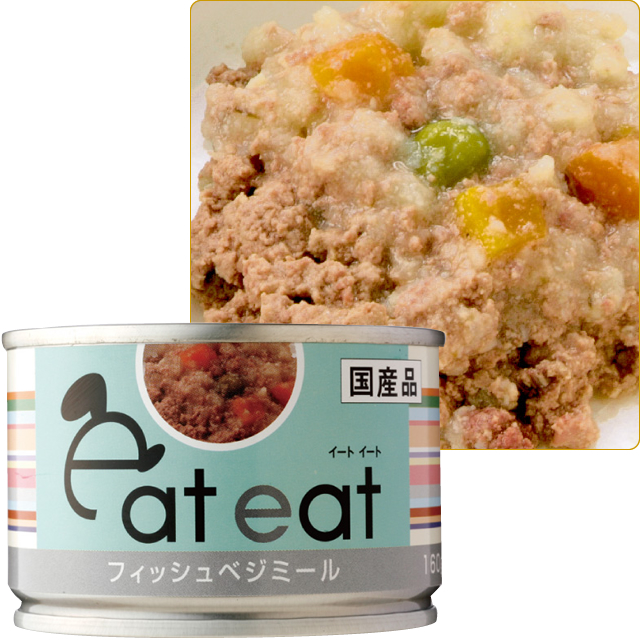 フィッシュベジミール 160g / おかず缶詰