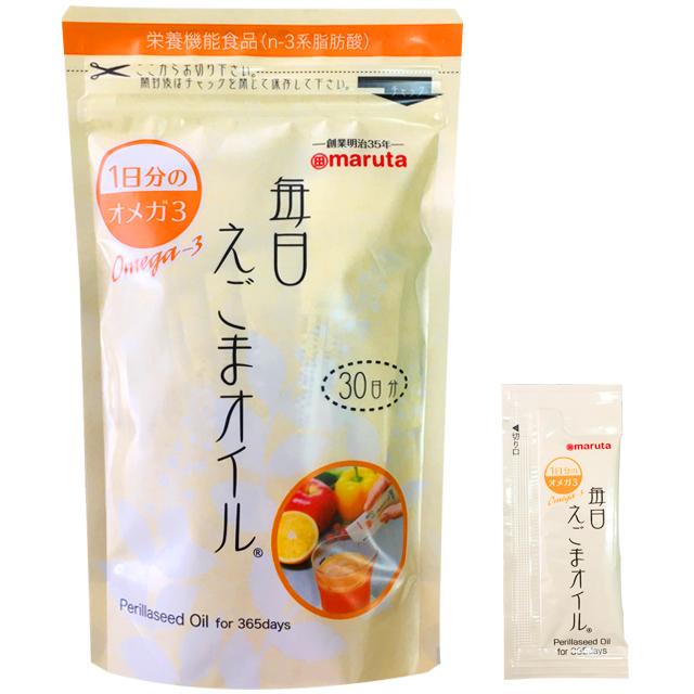 えごまオイル 3g×30袋 / サプリメント