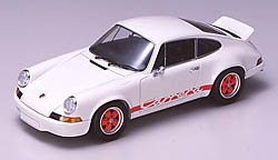 【24010】1/24 PORSCHE 911 CARRERA 2.7 RS (1973) (WHITE)