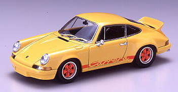【24011】1/24 PORSCHE 911 CARRERA 2.7 RS (1973) (YELLOW)