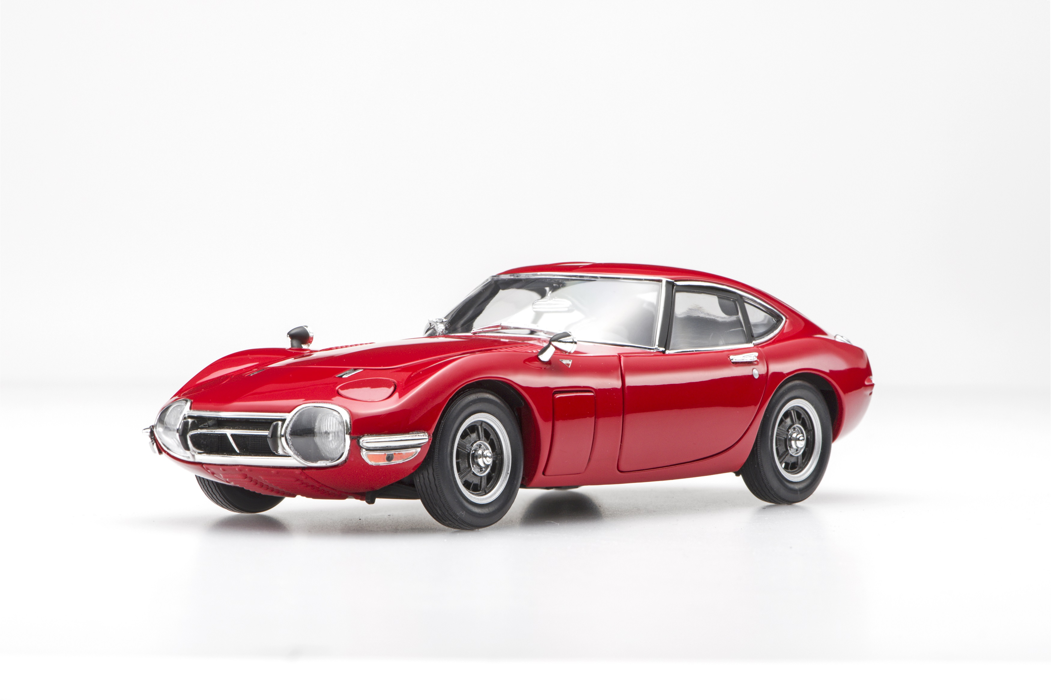 【24031】1/24 TOYOTA 2000GT (Red)