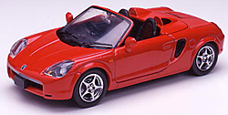 【43087】TOYOTA MR-S (SHOW CAR) (M RED)