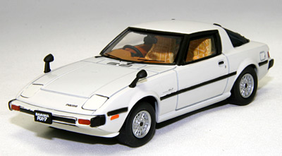 【43150】MAZDA SAVANNA RX-7 (WHITE)