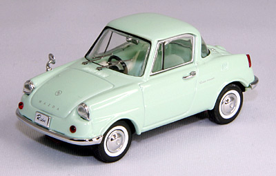 【43151】MAZDA R360 COUPE (GREEN)