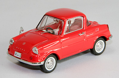 【43152】MAZDA R360 COUPE (RED)