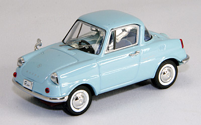 【43153】MAZDA R360 COUPE (SKY BLUE)