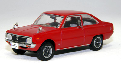 【43363】MAZDA FAMILIA ROTARY COUPE (RED)