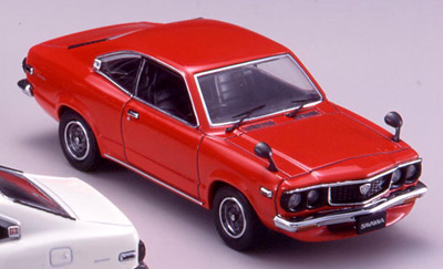 【43547】MAZDA SAVANNA RX-3 (RED)
