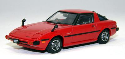 【43588】MAZDA SAVANNA RX7 GT 1978 (RED)