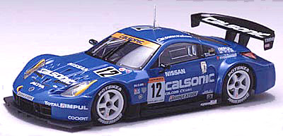 【43635】JGTC 2004 CALSONIC IMPUL Z [ LATE VERSION ]