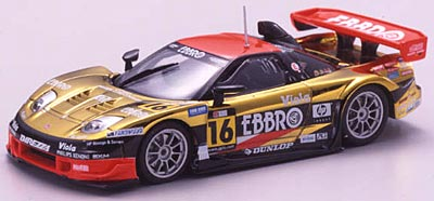 【43670】JGTC 2004 M-TEC NSX [ USA ALL-STAR ]