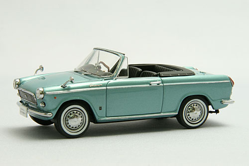 【43715】DAIHATSU COMPAGNO SPIDER (LIGHT BLUE)