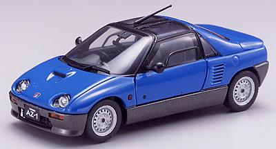 【43780】AUTOZAM AZ-1 1992 (BLUE)
