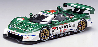 【43799】TAKATA DOME NSX SUPER GT500 2006 No. 18