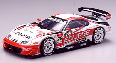 【43808】ECLIPSE ADVAN SUPRA SUPER GT500 2006 No. 25