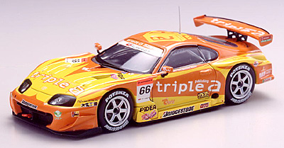 【43809】TRIPLE a SARD SUPRA SUPER GT500 2006 No. 66