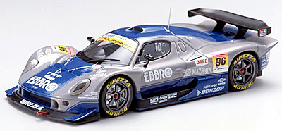 【43810】EBBRO TEAM NOVA VEMAC 350R SUPER GT 2006 No.96