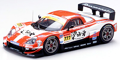 【43833】RYOZANPAKU apr MR-S SUPER GT 2006 No. 777