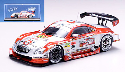 【43883】OPEN INTERFACE TOM'S SC430 SUPER GT500 2006 No. 36 【Champion】