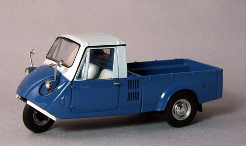 【44006】MAZDA T600 1962 (BLUE/WHITE)