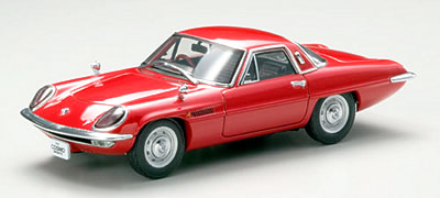 【44028】MAZDA COSMO SPORT 1967 (RED)